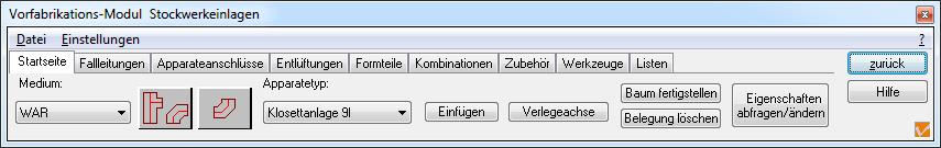 Vorfabrikation Startseite